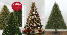 Michael's: 50% Off All Christmas Trees! Prices Start Under $30!