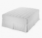 Claritin Ultimate Allergen Barrier Breathable Quilted Mattress Pad