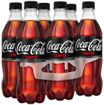 Coca-Cola Zero Or Diet Coke 6-Packs Only $1.50!