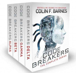 Amazon: Highly-Acclaimed Code Breakers Complete Series: Books 1-4 Kindle Edition Only $0.99! Normally $9.99!