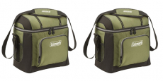 Coleman 16-Can Soft Cooler with Hard Liner Just $12.95!