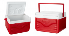Amazon: Coleman 5-Quart FlipLid Cooler Just $9.99! Reg $23!