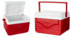 Amazon: Coleman FlipLid Personal Cooler 5-Quart Just $12.16!