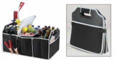 Lowest Price! Collapsible 3-Section Car Trunk Organizer Just $5.49 Shipped!