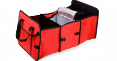 Collapsible Fabric Storage Box Car Trunk Organizer Just $9.99 Shipped!