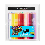 WOW! Highly-Rated Prismacolor Scholar Colored Pencils 48 Pack Only $13.00!