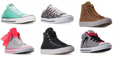 Converse Sneakers Starting At Just $18.74!