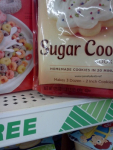 Large Betty Crocker Cookie Mix Pouches ONLY 40¢ at Dollar Tree!