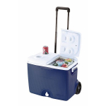 The Home Depot: 45 Qt. Blue Wheeled Cooler Only $24.97!
