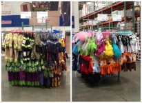 Halloween Costumes, Decor, & Candy Deals at Costco!