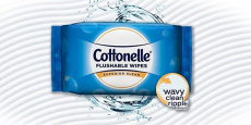 Cottonelle FreshCare Flushable Wipes Just $0.04/Wipe!