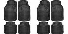 Covershield All-Weather 4-Piece Rubber Car Floor Mats ONLY $8.31 Shipped!