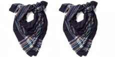Cozy Oversized Plaid Scarf ONLY $9.97 Shipped! Reg $40!!!