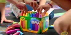Crayola Sidewalk Chalk Sets As Low As $1.99!