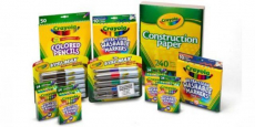Crayola Ultimate Classroom Activity Pack Just $19.00! Reg $50!!!