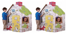 Michael's: Creatology Kids' Color-In Playhouses Only $10.00 + 50% Off Any One Item!