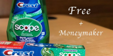 3 FREE Dental Care Products + Moneymaker!