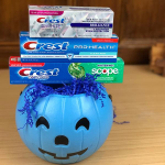 Costumes, Candy, & Crest = Halloween Success (Crest Halloween Deals)
