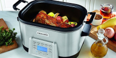 Crock-Pot 6-Quart 5-in-1 Multi-Cooker Just $84.99 Shipped! (Reg $150)