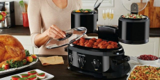 Crock-Pot Swing & Serve Slow Cooker Just $59.99 Shipped! (Reg $110)