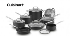 Win A FREE Cuisinart 14pc Chef's Classic Cookware Set!