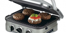 Cuisinart 5-in-1 Griddler + Waffle Plates ONLY $48.99 Shipped! (Reg $185)