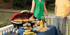 FREE Cuisinart Petit Gourmet Portable Tabletop Gas Grill!