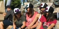 Custom Disney Mickey & Minnie Ears Hats Just $9.99/Each!