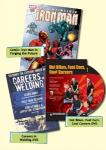 FREE Careers in Welding Comic Book, DVD, and Magazine!