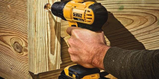 DEWALT 20V Max Lithium-Ion Brushless Compact Drill Driver Just $99.00 Shipped!