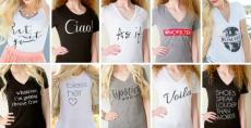 Cent's Of Style: Graphic Tee's Only $14.97 With Free Shipping Plus Possible $5.00 Gift Card!