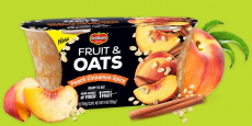 FREE 2-Pack of Del Monte Peach Cinnamon Spice Fruit & Oats!