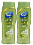 Dial Body Wash: Buy 1, Get 1 Free Coupon + $2 off Dial Lotion Coupon