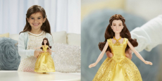 Disney Beauty & The Beast Enchanting Melodies Belle Just $10.88!