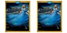 Disney Cinderella Blu-ray + DVD + Digital HD Copy Just $7.99!