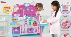 Doc McStuffins All-in-One Nursery Just $59.99 Shipped!