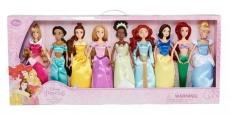 Disney Princess 9 Pc. Doll Set Just $49.99 Shipped! Reg $100!