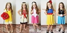 Disney Dresses on Sale only $13.99/each! (Reg $30)
