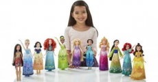 Disney Princess Collection Just $5.44/Doll + FREE Shipping!