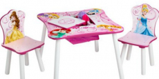 Disney Princess Storage Table & Chairs Set ONLY $39.99 Shipped! (Reg $75)