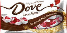 TWO Bags of Dove Valentine's Day Chocolate Under $5.00!