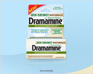 Get Motion Sick? Score Dramamine For Only $0.89!