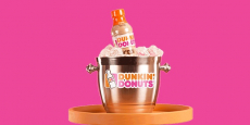 FREE Dunkin' Donuts Bottled Iced Coffee – Today Only!