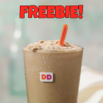FREE Frozen Coffee Sample At Dunkin' Donuts Tomorrow!