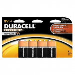 Target: 4 Count Pack of Duracell Coppertop 9V Batteries Only $5.98! Normally $11.99!