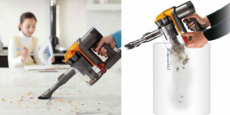 Dyson Bagless Cordless Hand Vacuum ONLY $129.00 Shipped!