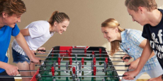 ESPN 54-inch Foosball Soccer Table Only $52.00 Shipped! (Reg $120)