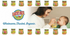 Earth's Best Organic Baby Food Variety 12-Pack Only $0.56/Each Shipped!