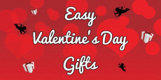 6 Easy Valentine's Day Gifts!