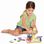 54-Piece Edushape Magnetic Foam Building Blocks only $10.99 (reg $22)